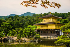 Kyoto, Japan (David Ducoin) Tags: asia boudhism goldentemple japan kyoto lake monk nature religion shinto shrine temple kyotoprefecture jp