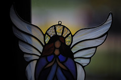 Happy Easter. Alleluia. (4eye) Tags: 4eye poland easter stainedglass