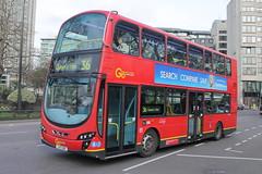 WVL403 LX11 CWG (ANDY'S UK TRANSPORT PAGE) Tags: london buses hydeparkcorner goaheadlondon