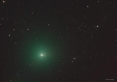 "Comet P41 - Tuttle-Giacobini-Kresák 18x300""RGB (DocRX) Tags: cometa p41 tuttle giacobini kresák komet stella takahashi fsq106ed space night comet"