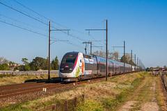 08 avril 2017 TGV 3 UFC 853-858 Train 8516 Toulouse -> Paris Portets (33) (Anthony Q) Tags: 08 avril 2017 tgv 3 ufc 853858 train 8516 toulouse paris portets 33 sncf bordeaux gironde gare aquitaine