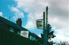 April Fool Cheshire Bus Stop 02042002 (Rossendalian2013) Tags: cheshirebus busstop macclesfield aprilfool