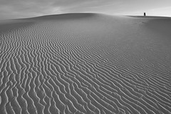 White Sands National Monument, New Mexico (冬梦) Tags: dunes whitesand