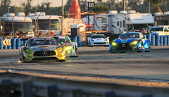 2017 12hrs of Sebring - Race Day - Sparked (JRB_EVO) Tags: 12hrsofsebring amg amggt3 canon canon7d imsa mercedesbenz sebring sigma sigma150600c weathertechsportscarseries
