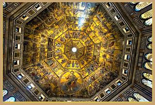 Il Baptistery DI San Giovani  FIRENZE