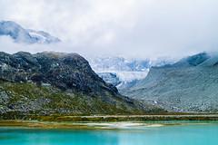 glacier behind (LiterallyPhotography) Tags: schweiz switzerland suisse grimentz gletscher glacier moiry wanderlust hiking gletschersee clouds wolken mountains berge alpen alps nature natur landscape eis schnee gipfel ice snow peak