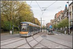 01-04-17 MIVB 3126, Brussel - Avenue Jean Sobieski (Julian de Bondt) Tags: mivb stib tram brussel bruxelles