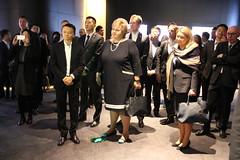 Solberg og Jack Ma