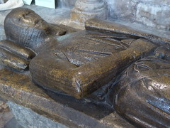 13th Century Knight (Aidan McRae Thomson) Tags: worcester cathedral worcestershire medieval sculpture carving effigy tomb monument