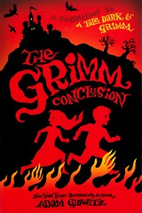 The Grimm Conclusion (Vernon Barford School Library) Tags: 9780525426158 adamgidwitz adam gidwitz tale tales dark grimm fantasy fantasyfiction adventure adventures charactersinliterature fairytale fairytales sisters brothers siblings bird birds humour humor humourous humorous vernon barford library libraries new recent book books read reading reads junior high middle school vernonbarford fiction fictional novel novels hardcover hard cover hardcovers covers bookcover bookcovers silhouette silhouettes