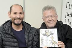 Roger Omar i Carlos Ortín 27/04/17