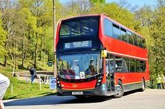 Go Ahead London E284 (stavioni) Tags: go ahead london transport tfl e284 sn66wne adl enviro 400 mmc alexander dennis