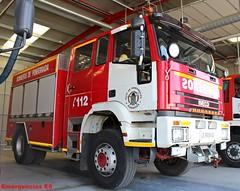 Bomberos Ponferrada (emergenciases) Tags: brp bombaruralpesada bomberos ponferrada cyl castillayleón 112 camión emergencias iveco