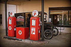 pack my jack... (woodwork's) Tags: packmyjack jjcale lynchburg tennessee texaco firechief ford