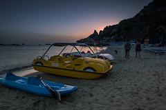tramonti al mare (paolotrapella) Tags: tramonti sunset mare barche