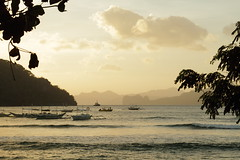 late afternoon view from our stay at AngelNido Resort 2 (Journey of A Thousand Miles) Tags: philippines elnido asia 2017 palawan seascape ocean sea island