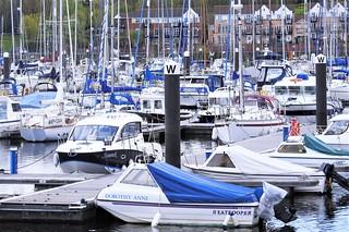 Yachts and Boats - Royal Quays Marine