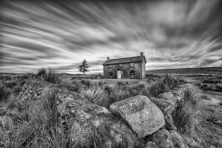 Nuns cross farm Dartmoor