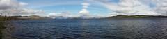 The Bonny, Bonny Shores of Loch Lomond (vbolinius) Tags: 2017 highlands lochlomond panorama scotland travel