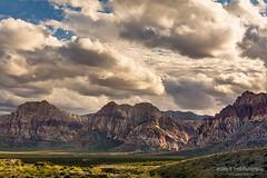 Stormy Skies (jcernstphoto) Tags: redrockcanyone canyon clouds vegas nevada redrock