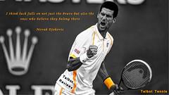 Djokovic (talbottennis) Tags: djokovic talbotreviews tennissurface talbottennis tennis tennisconstruction tenniscourt