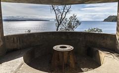 West Head Battery (Tony Hugo) Tags: karingaichasenationalpark westhead guns army defenceforce battery 47 view au australia sydney pittwater barrenjoey lighthouse