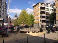Marolles (Erasmusenflandes) Tags: erasmusbruselas palacio de justicia poelaert chapelle rue haute lepée colline capucins marolles contrastes bruselas bruxelles