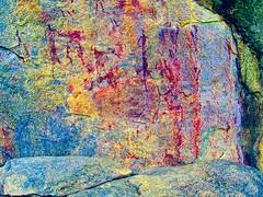 IMG_0075 - BONGANI Spot 2_lds (HerryB) Tags: 2017 southafrica afrique afrika sar sonyalpha77 sonyalpha99 tamron alpha bechen fotos photos photography sony herryb mpumalanga rockart rockpaintings peintres rupestres san zeichnungen höhlenmalerei paintings bushmen buschmänner dstretch harman jon jonharman enhance falschfarben restauration bongani lodge mountain bonganimountainlodge spot2
