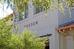 Tucson  Espee Station (craigsanders429) Tags: tucsonarizona tucson amtrak amtrakstations southern pacific southernpacificstations spstations southernpacific depot traindepots railroaddepots railroadstations trainstations arizona