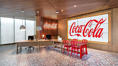 COCA-COLA MADRID (MIL PALABRAS) Tags: cocacola coca cola madrid oficina