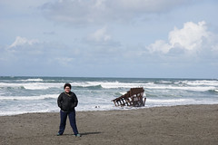 DSC00446 (nordamerica1) Tags: 2017 april spring pacific northwest nw washington sea ocean fort stevens state park beach wreck peter iredale erica