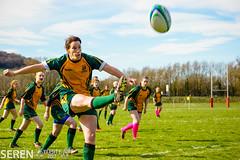 2017:03:25 14:08:19 (serenbangor) Tags: 2017 aberystwyth aberystwythuniversity bangoruniversity seren studentsunion undebbangor varsity rugby rugbyunion sport womens