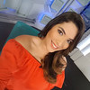Carolina Lanza, Presentadora de HCH. – Hondu TV…
