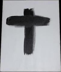 faith (timwrightt) Tags: painting acrylic cross christian