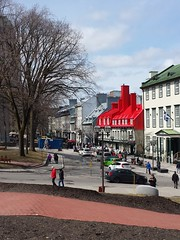 Ma belle ville de Québec. My beautiful city of Quebec. (Loo Bay) Tags: quebeccity vieuxquebec villedequébec beautifulplace world visitworld travel travelers quartierhistorique destination historic