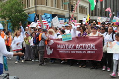 #MayDayAction