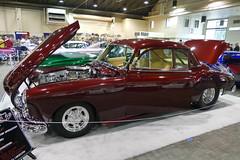 1949 Oldsmobile (bballchico) Tags: 1949 oldsmobile coupe custom marvinlandon grandnationalroadstershow gnrs2017 carshow