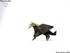 Cheval ailé - Barth Dunkan. (Magic Fingaz) Tags: barthdunkan caballo cavallo cheval horse koń konj kuda ló paard pferd άλογο кінь лошадь घोड़ा ม้า 말 うま 马
