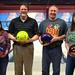 IMGP2423: Vet Med bowling team