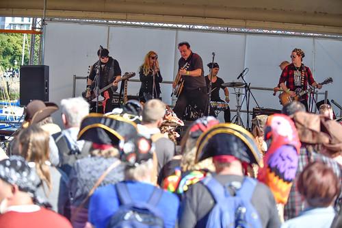 Brixham Pirate festival