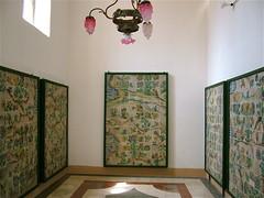 Oratorio del Sabato a Casa Professa: pannelli del pavimento originale (costagar51) Tags: palermo sicilia sicily italia italy arte storia anticando