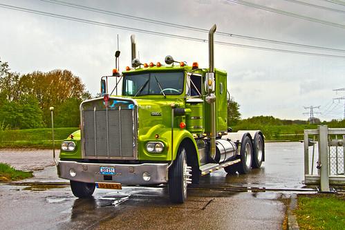 Kenworth W900A Truck 1979* (001)