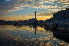 Eigery lighthouse III [Explored #4] (Richard Larssen) Tags: