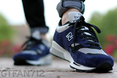 New Balance 1500VSW (GTFan712) Tags: white canon silver shoe 50mm shoes f14 violet sneakers sneaker 1500 newbalance onfeet t2i wdywt newbalance1500 gtfan712 m1500vsw 1500vsw
