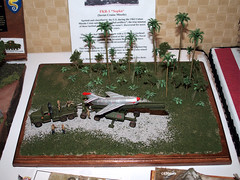120811_053_IPMSusaFKR1sopka (AgentADQ) Tags: usa scale miniature model plastic international national soviet convention missile cuban society crisis 2012 modelers ipms sopka fkr1