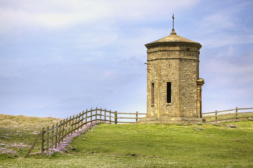 The Watchtower At Compass Point - Bude, North Cornwall.