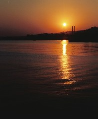 marinadan günbatımı