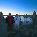 Cliff and Al at Mono Lake