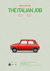 Cars in Movies (bomgallz) Tags: cars films taxi famous vehicles movies scooters trucks van iconic