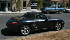 Porche Boxster S (born1945) Tags: auto car oregon wheels s porche hillsboro boxter